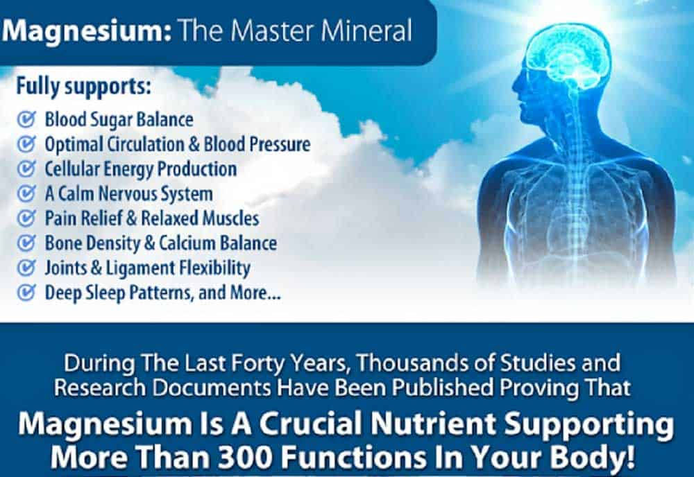 testosterone and the magnesium