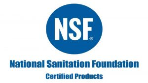 NSF national sanitation foundation
