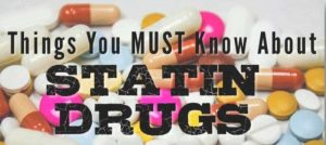 things you must know about statin drugs