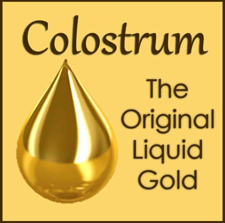 colostrum liquid gold