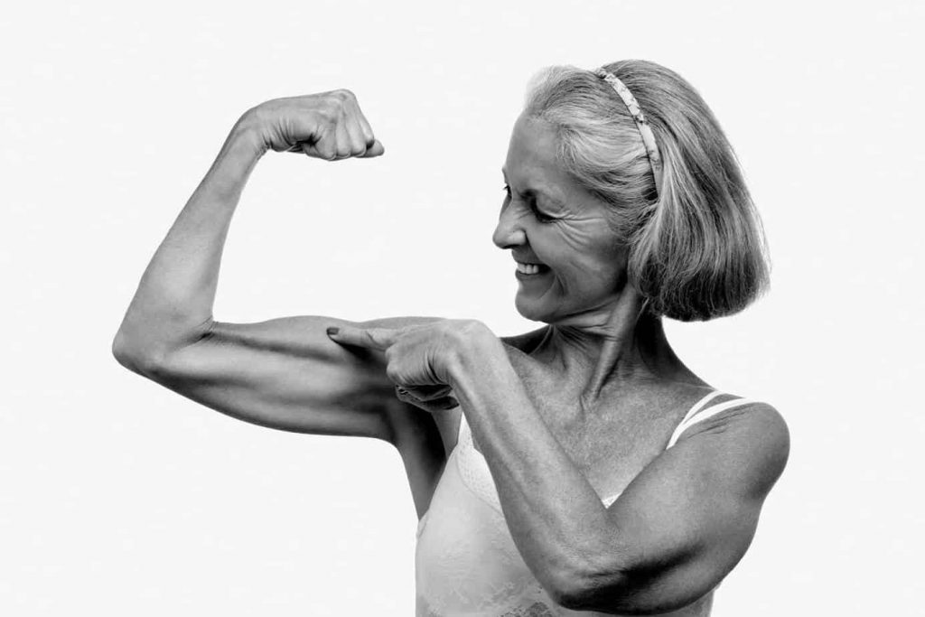 hgh human growth hormone estrogen older woman