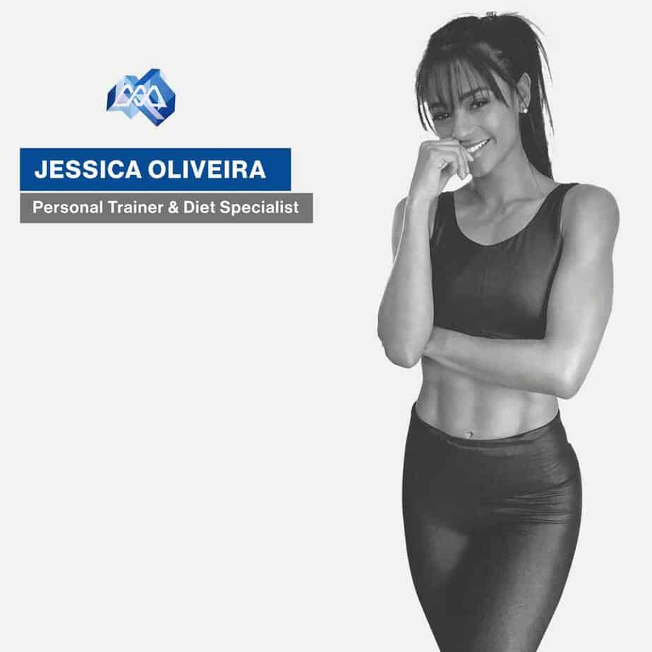 Jessica - Personal Trainer - Nutrition Specialist
