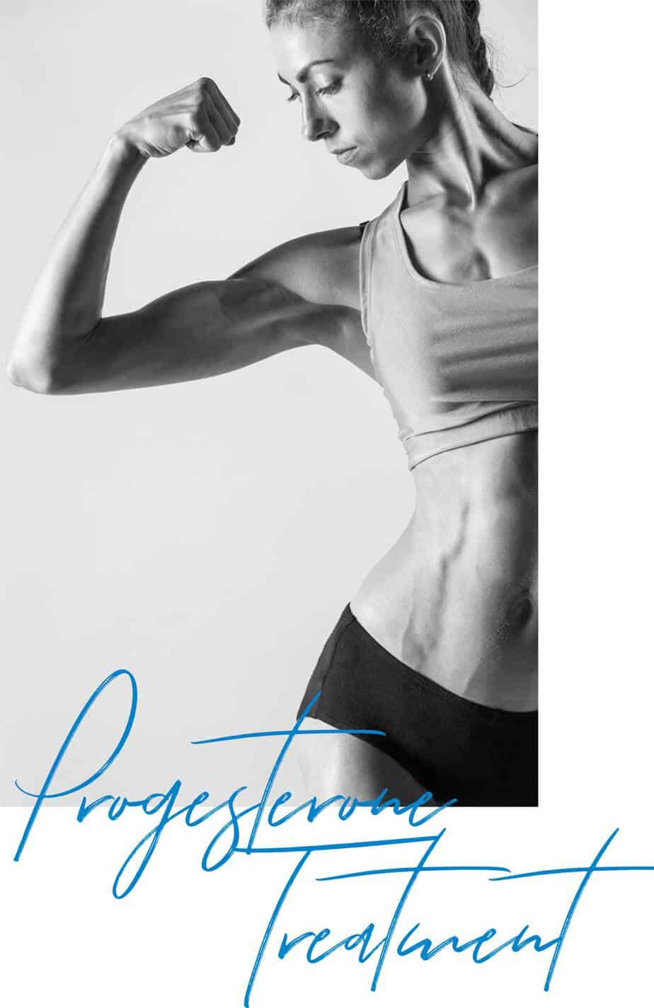 progesterone treatment for women