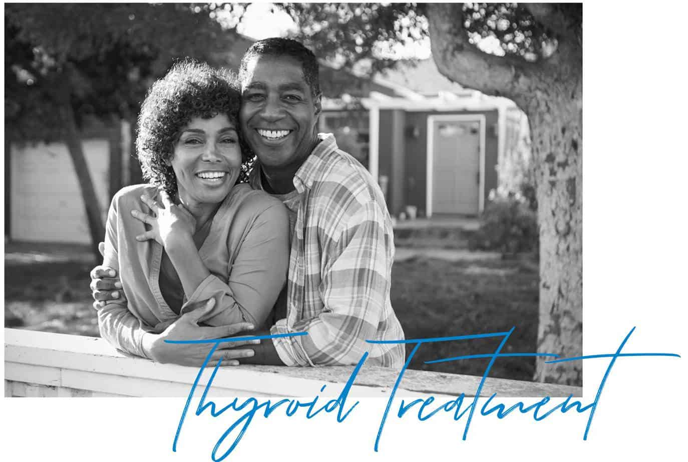 thyroid treatment men women