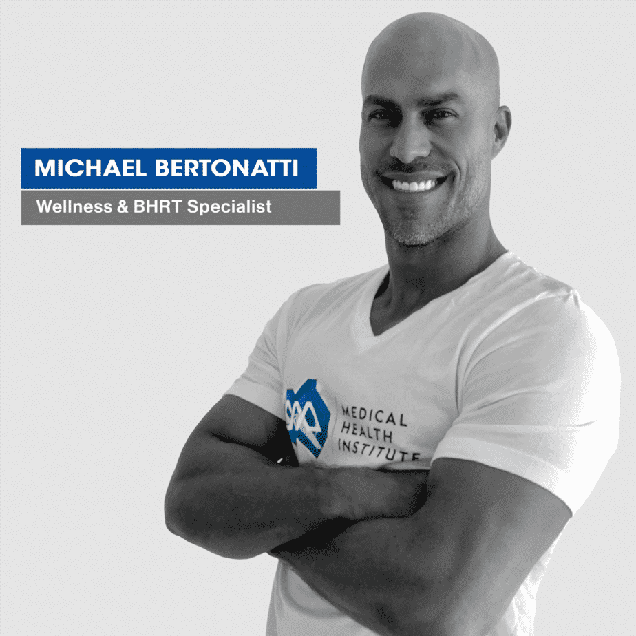 Michael - Hormone Replacement Therapy Specialist