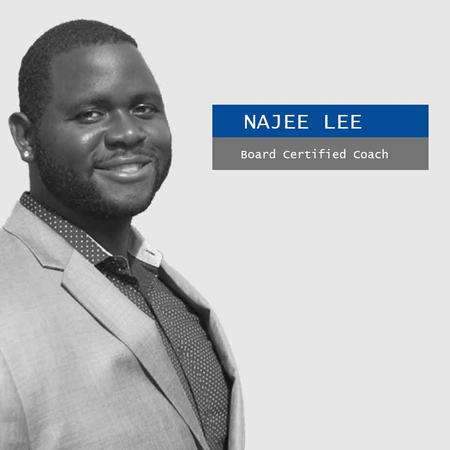 najee lee board certified coach