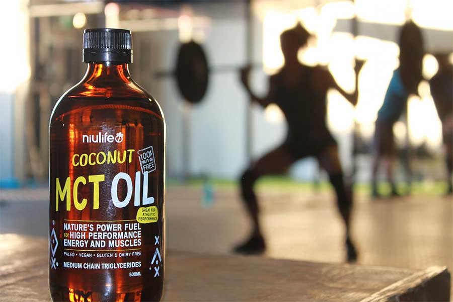 injecting testosterone therapy with mct oil